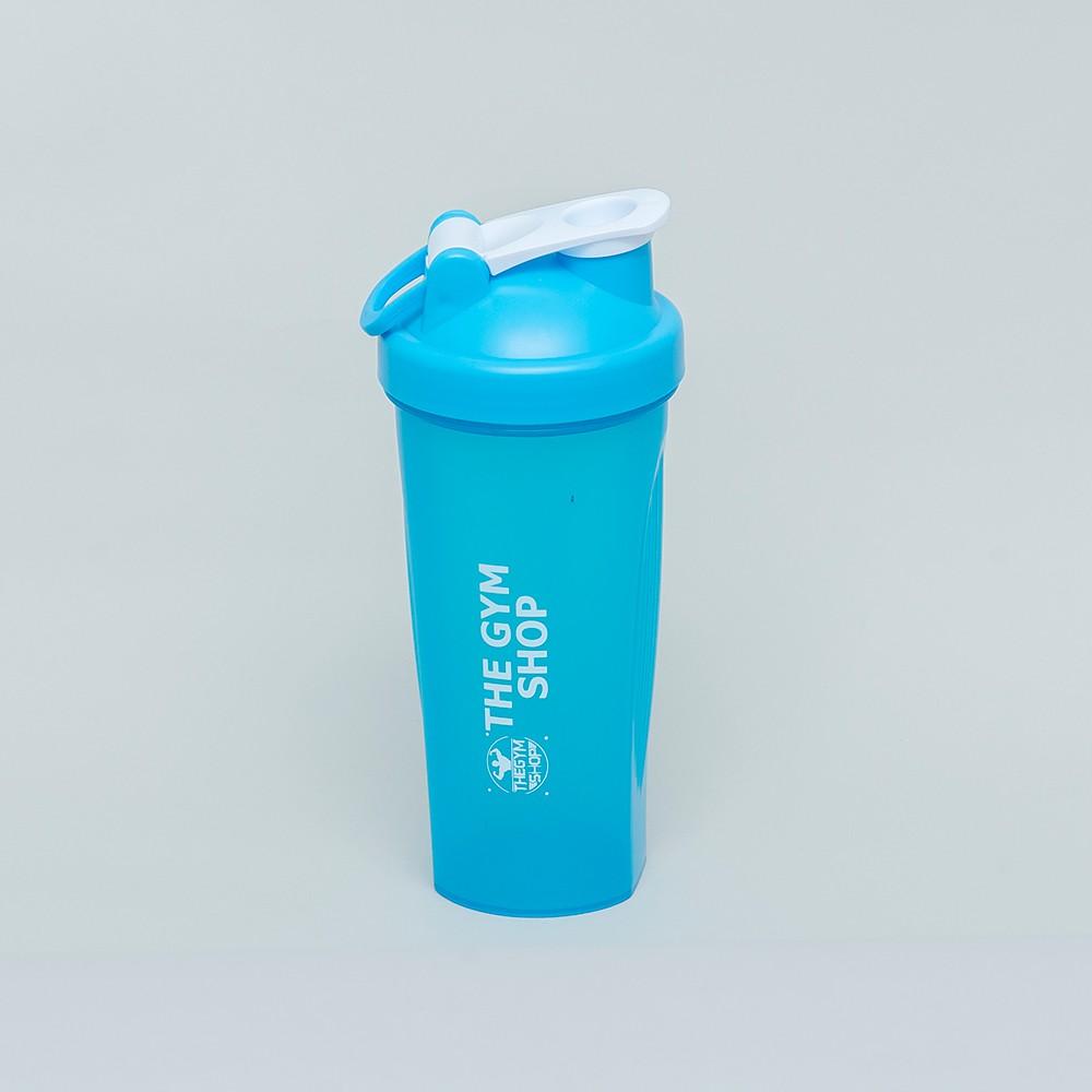 Bình nước, shaker thể thao, tập gym 600ml tối đa 700ml có vạch chia