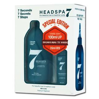 [ 300ml + 35ml ] HEADSPA chăm sóc tóc 7 All in One Premium Treatment Anti Hair loss & Voulumizing thumbnail