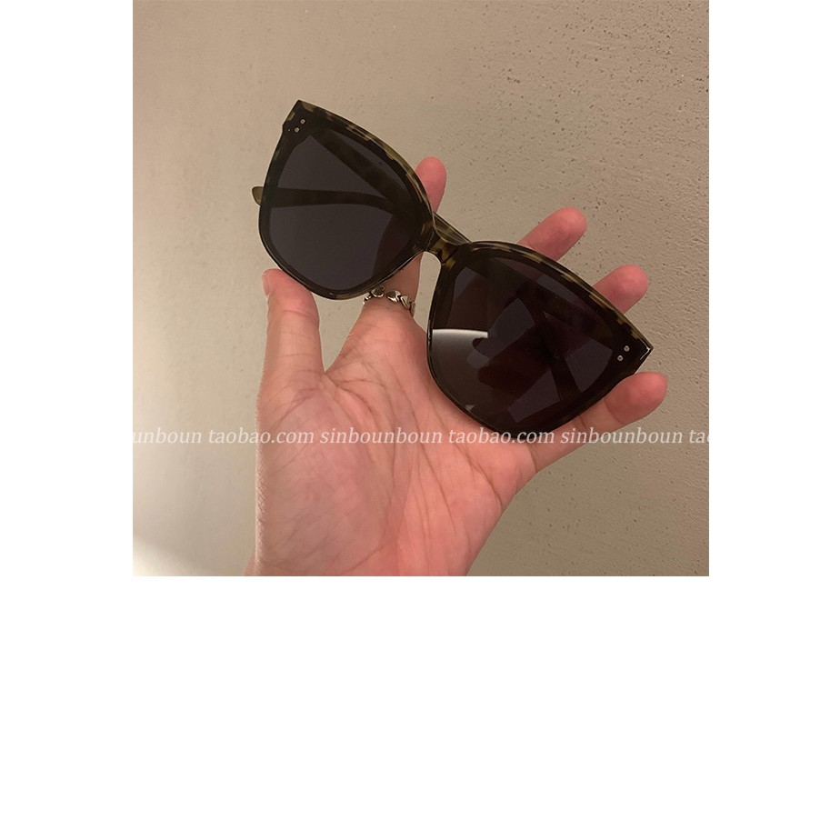 Xin Help Summer Ultraviolet Sun Glasses Korean Version Of The Red Wild Sea Front Sun Tanned Pedestrian Face