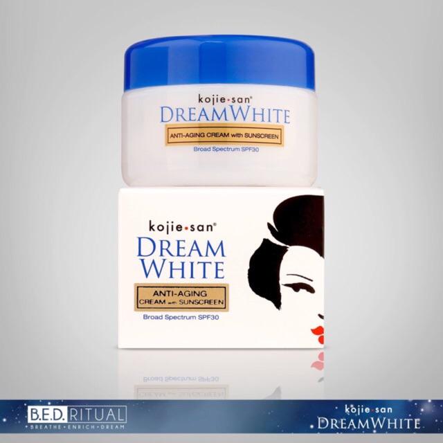 DreamWhite - kem dưỡng da chống lão hoá ban ngày ( BEVI Inc., Philippine) - 2578238 , 3471773 , 322_3471773 , 348000 , DreamWhite-kem-duong-da-chong-lao-hoa-ban-ngay-BEVI-Inc.-Philippine-322_3471773 , shopee.vn , DreamWhite - kem dưỡng da chống lão hoá ban ngày ( BEVI Inc., Philippine)