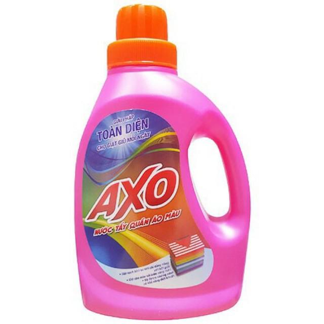 Nước tẩy AXO oải hương 400ml