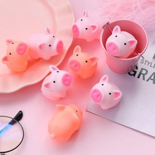 Cartoon Soft Cute Pink Piglet Pinch Pinch Called Decompression Vent Toy