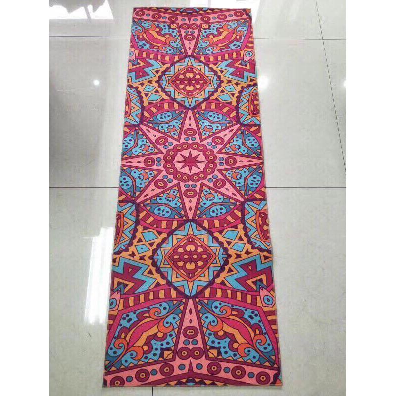 thảm yoga loại đắt nặng 1kg6 kèm túi đeo