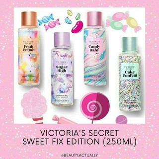 Xịt Thơm Victoria 250ml- Xịt Thơm Toàn Thân- Xịt Thơm Body Giá Rẻ Candy Baby, fruit crush, sugar hight,cake thumbnail