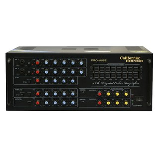 Amply Karaoke California Pro 668E thumbnail