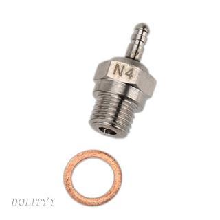 Universal Steel 70117 Glow Plug Spark Plug For 1/10 HPI HSP RC Car Boat