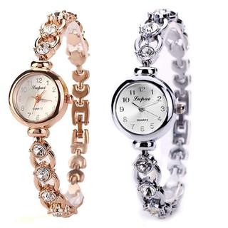 Đồng hồ đeo tay thạch anh thời trang sang trọng cho nữ