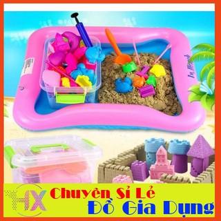 [FLASHSALE] Bộ đồ chơi tạo hình cát động lực cho bé – SIÊU CHẤT LƯỢNG