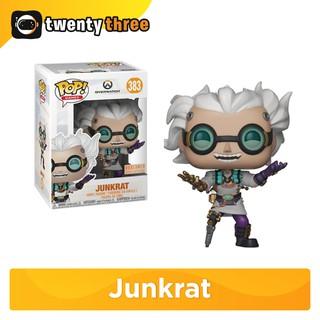 Mô hình đồ chơi Funko Pop • Junkrat 383 • Overwatch (Boxlunch Exclusive)