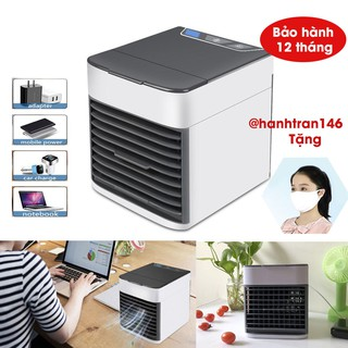 Quạt hơi nước mini [ BH 12 tháng ] – quạt điều hòa hơi nước mini làm mát không khí