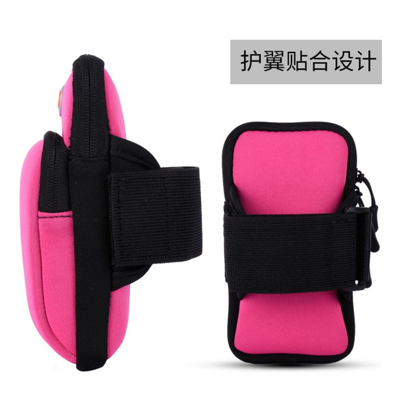 [HÀNG CÓ SẴN] túi đeo cánh tay, bao đựng điện thoại khi tập thể thao, chạy bộ