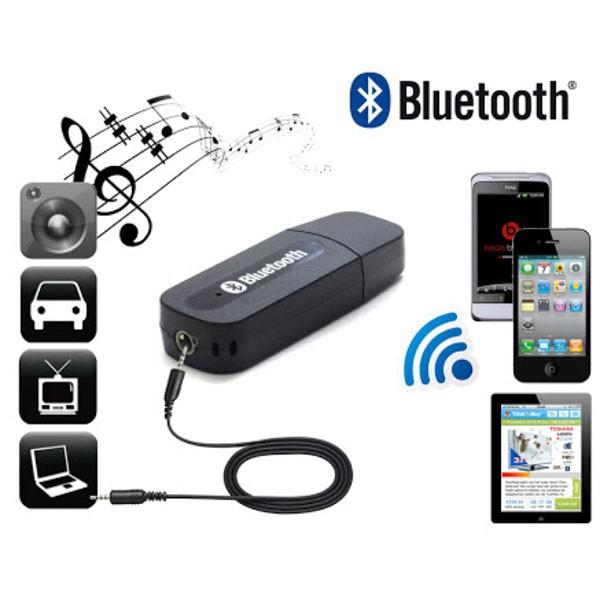 USB BLUETOOTH Biến Loa Thường Thành Loa Bluetooth