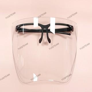 Tấm che bảo vệ mặt bằng acrylic trong suốt chống gió chống bụi có thể tái sử dụng6 4 thumbnail