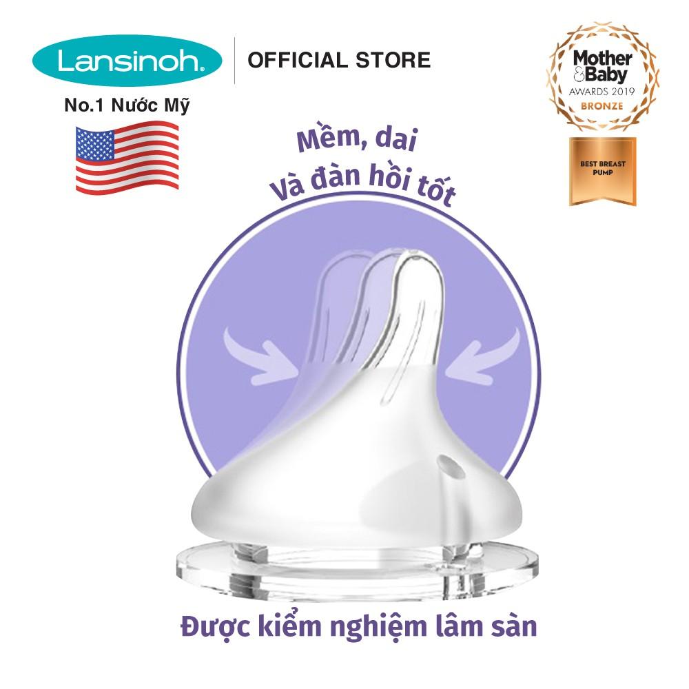 [MUA KÈM DEAL SỐC]Bình sữa Lansinoh 240ml
