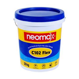 neomax C102 flex Hợp chất chống thấm gốc xi măng -polyme