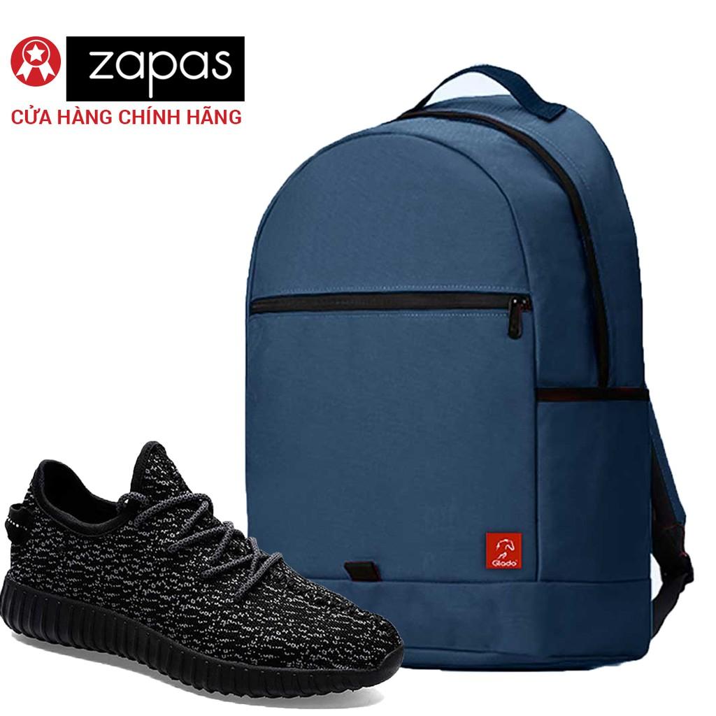 Combo Balo Du Lịch Glado Classical BLL006 (Xanh Dương) Và Giày Sneaker Thể Thao Zapas GS011 - 10019681 , 540685004 , 322_540685004 , 550000 , Combo-Balo-Du-Lich-Glado-Classical-BLL006-Xanh-Duong-Va-Giay-Sneaker-The-Thao-Zapas-GS011-322_540685004 , shopee.vn , Combo Balo Du Lịch Glado Classical BLL006 (Xanh Dương) Và Giày Sneaker Thể Thao Zap