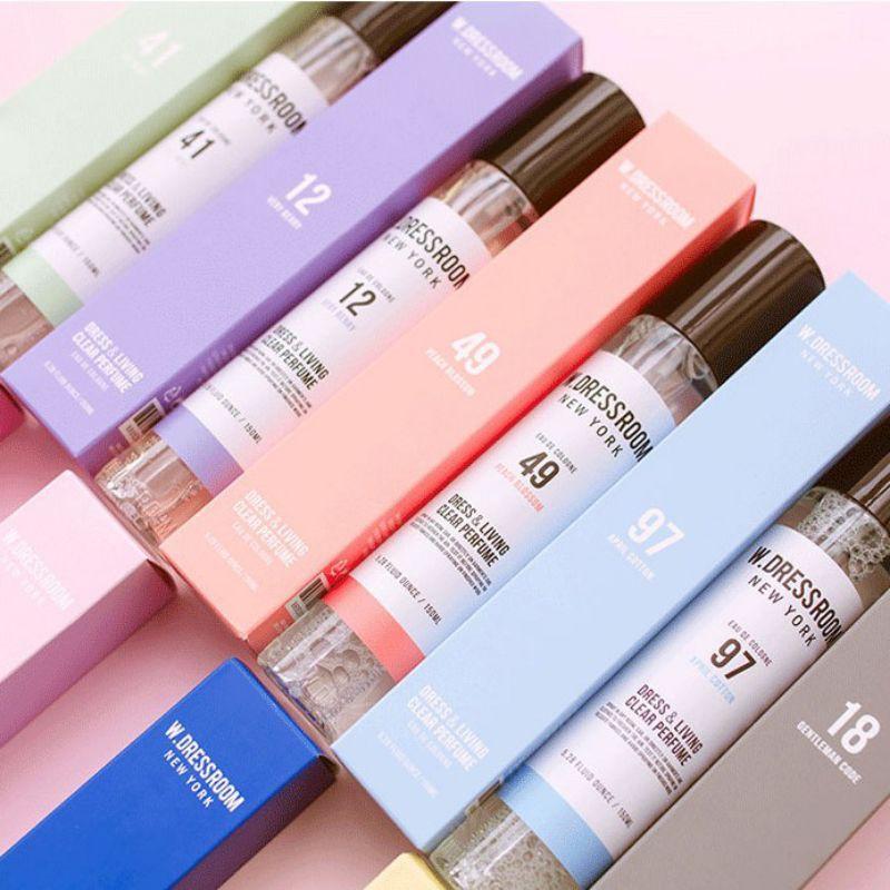 [HOT]🌸Nước hoa xịt thơm W.Dressroom mùi 20,11,49,18,02,45,55,78,79,80,97,98...chính hãng 100%, đủ các mùi mới