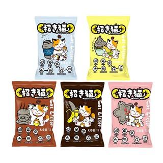 Maneki NEKO - cát vệ sinh cho mèo - cát nhật cho mèo bao 5l CHERRYPETMART thumbnail