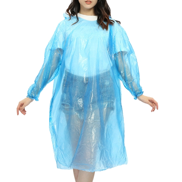 Áo mưa dày unisex có nón