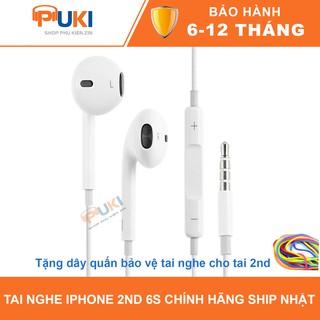 Tai nghe iPhone 6s plus hàng 2nd bóc máy