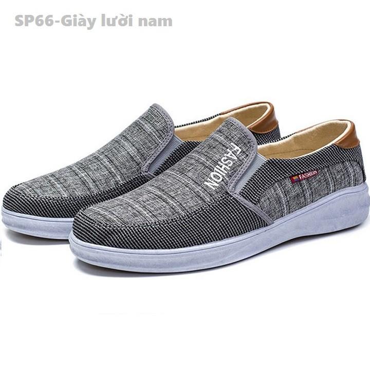 Giày Lười Vải Nam Giày Mọi Nam Thể Thao (SP66)