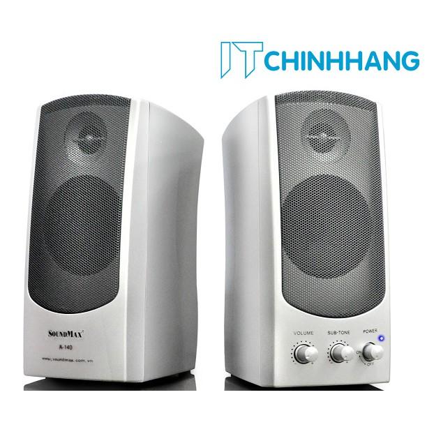 Loa vi tính SoundMax A140 – HÃNG PHÂN PHỐI CHÍNH THỨC
