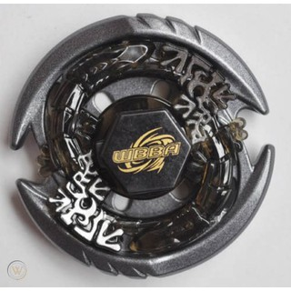 BEYBLADE WBBA G4 CHAMPION BLACK THERMAL LACERTA RARE TAKARATOMY Con quay