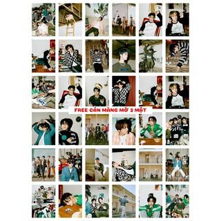 Lomo card 81 ảnh NCT DREAM - Hot Sauce