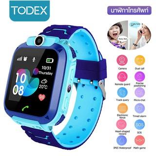 Đồng Hồ Thông Minh TODEX Q12 Chống Nước Cấp Ipx4 Dùng Cho Android