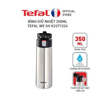 [Mã LIFEHL9 giảm 8% tối đa 100K đơn 250K] Bình giữ nhiệt Tefal We Go 350ml K2271224 thumbnail