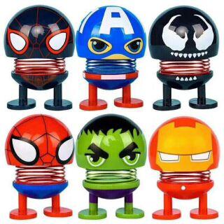E moji lò so biệt đội siêu anh hùng