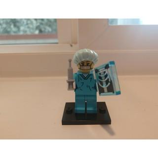 Nhân vật Lego Minifigures Series 6 Surgeon – Bác sĩ phẫu thuật