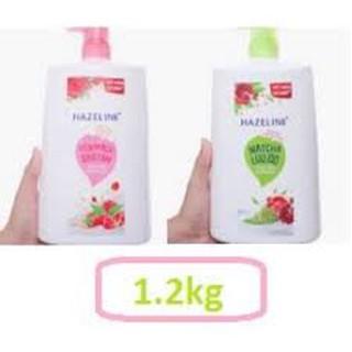 Sữa tắm Hazeline 1.2kg thumbnail