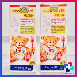 APPETITO BIMBI – Siro hỗ trợ biếng ăn cho bé.