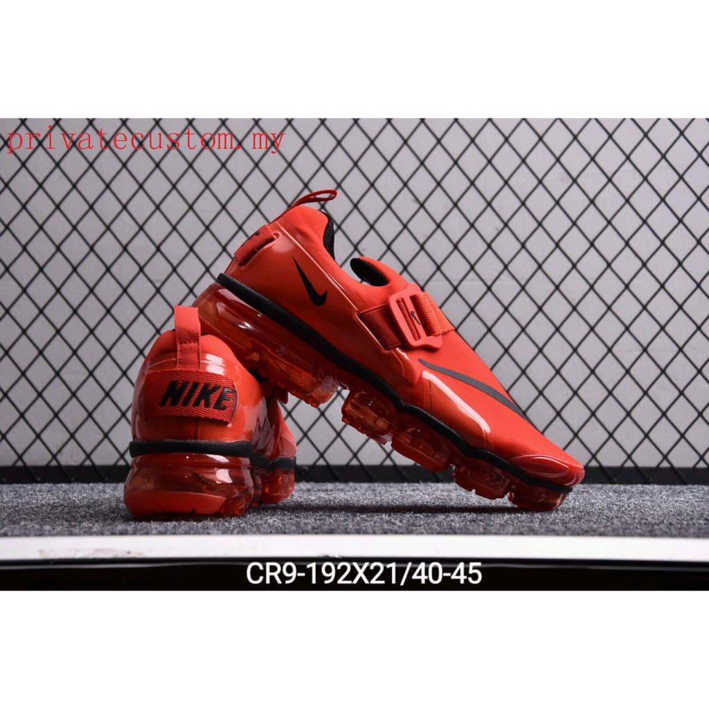 Discount Nike Air Vapormax Men Sports Walking Casual shoes red