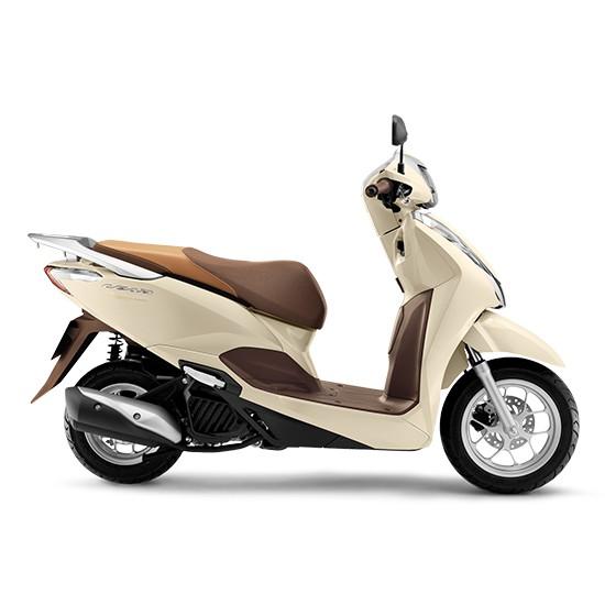 [Nhập APXEMAY30 giảm 1 Triệu TT AirPay] Xe máy Honda Lead 125cc 2019 Phiên bản cao cấp Màu Vàng Nhạt (mới)