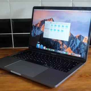 Macbook pro 2017 i5/8g/128 bảo hành 7.2020