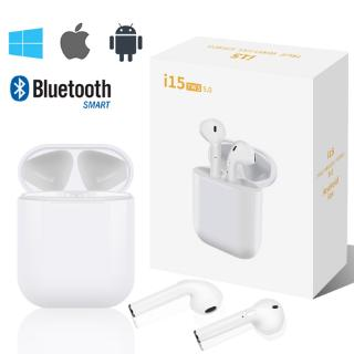 Bluetooth Wireless Headset I15 Bluetooth 5.0 Touch With Stereo Mini Headphone Pop-up Window