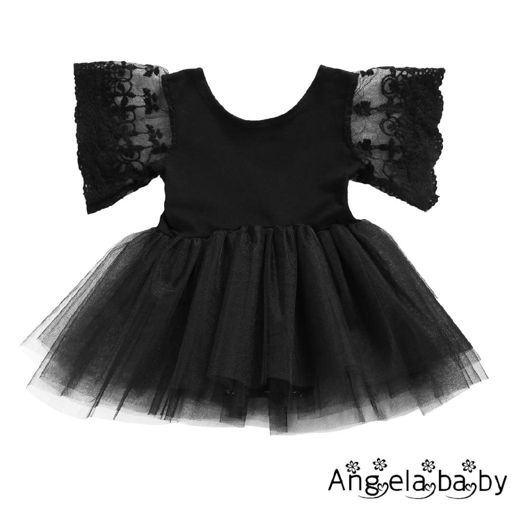 Đầm xòe tutu kiểu công chúa cho bé gái