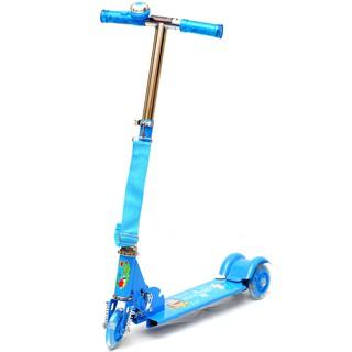 Xe trượt Scooter 3 bánh cho bé Broller BABY PLAZA S318 thumbnail