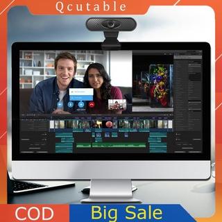 Webcam 1080p 30fps Full Hd Có Micro Kết Nối Usb