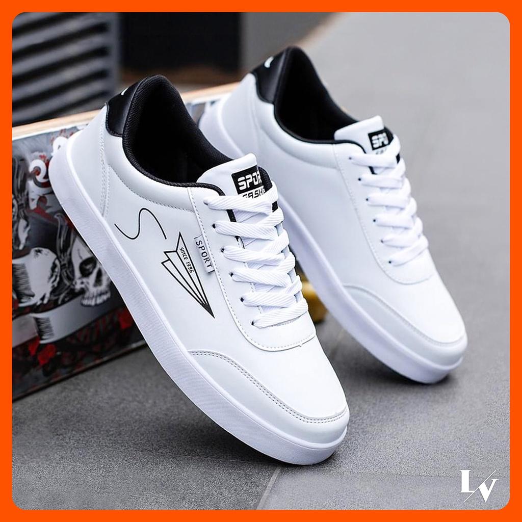 Giày Thể Thao Sneaker Thời Trang Nam Hot Trend 2021
