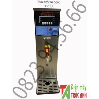 Máy Đun nước tự động Fest 10L – Máy đun nước nóng – Bình đun siêu tốc – Thiết bị pha chế