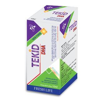 TEKID DHA – Bổ sung Vitamin D3 cho cơ thể giúp tăng cường hấp thu canxi