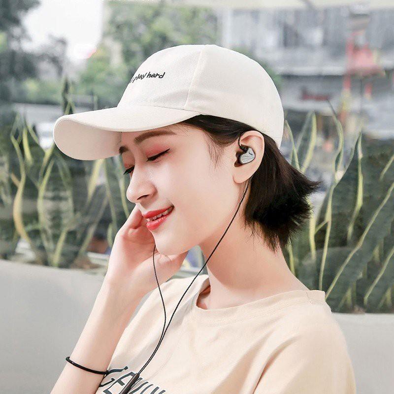 Tai Nghe Nhét Tai HiFi S2000 Pro Super Bass Chống Ồn Cực Tốt, Âm Thanh Khủng, Chơi Game Ngon