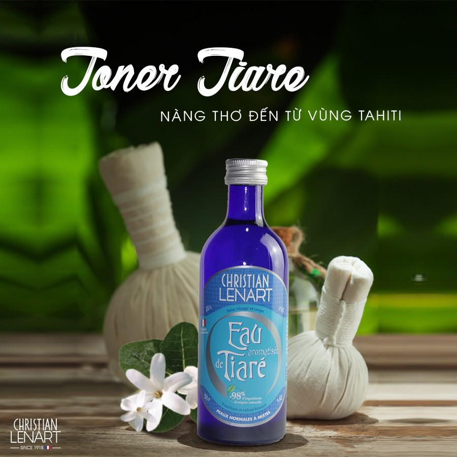 Nước hoa hồng Christian Lenart Toner Tiare