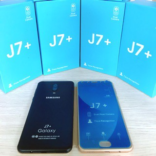 Điện Thoại Samsung J7+ xách tay giá tốt