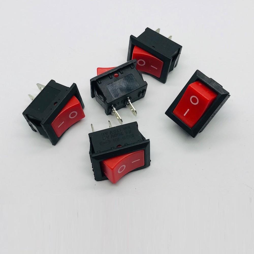 Bảng giá Công Tắc Bập Bênh 3A 250V XL601 10X14MM (Loại Nhỏ)