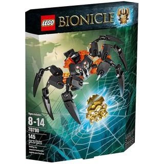 (Chính hãng) Mô Hình LEGO Bionicle: Chúa Tể Nhện – 70790 (145 Mảnh Ghép)