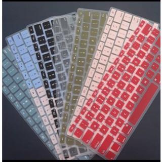 Phủ Phím Silicon Đủ Màu Cho MacBook 11/ 12/ 13/15inch BẢN QUỐC TẾ (US)
